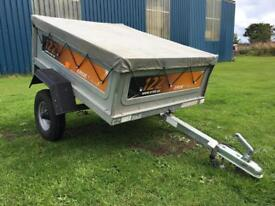 Erde trailer camping cover trailers tow