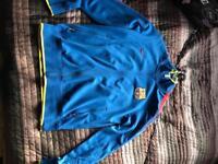 Nike tracksuit jumper FCBarcelona
