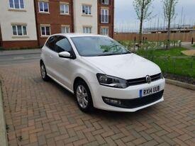 Volkswagen Polo 2014 Match Edition 1.2 3dr hatchback, rear parking sensors
