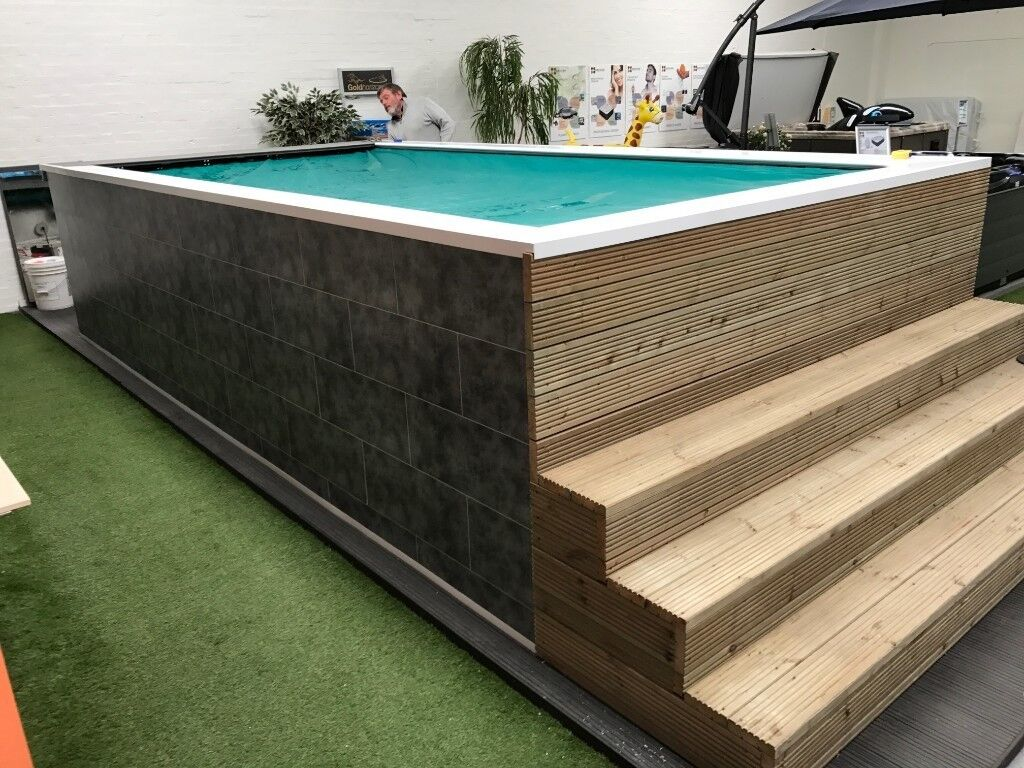 Original Endless Pool - Brand New and Boxed - Indoor / Outdoor Swimming  Pool   in Cheltenham, Gloucestershire   Gumtree
