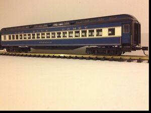 G Scale Train heavyweight passenger car