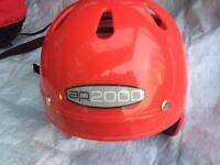 AP 2000 Palm. Kayak helmet. Excellent condition. Large.