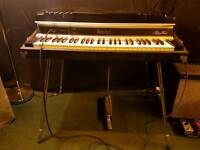 1980 FENDER RHODES FIFTY-FOUR ELECTRIC PIANO