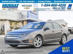 2012 Ford Fusion SE *Bluetooth, Satellite Radio*