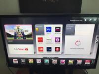 LG 42 SMART LED 3D TV