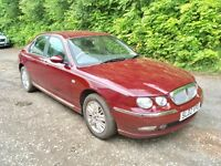 ROVER 75 CLUB SE 1800 cc MANUAL