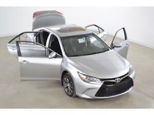 2015 Toyota Camry XSE 2.5L GPS*Toit Ouvrant*Cuir/Suede*Camera Re