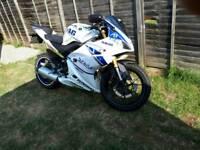 Yamaha YZF R125 MOTORBIKE MOTORCYCLE