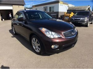 2010 Infiniti EX35 / LUXURY / AWD / S/ROOF / NAV / B/U CAM / LOW