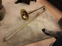 Rosetti series 5 Cased Trombone