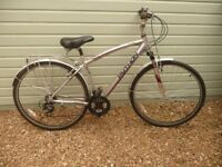 PYTHON DAYTONA GENTS COMFORT BICYCLE