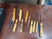 12 volt wood turning lathe