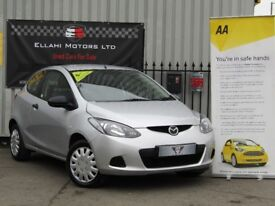 Mazda2 1.3 TS 3dr (a/c) 1 Lady owner from new+Long Mot