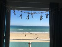 Beach hut Branksome Chine - new hut Beautiful hut and perfect spot , great views as first floor