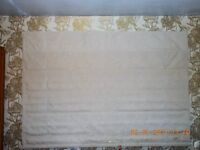 Roman Champagne Black Out Blind 192cm W 134.2 Drop with Left Hand side control