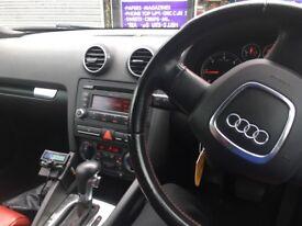 Audi A3 SLine 2ltr diesel auto