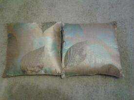 2 leaf cushions. great condition. used.
