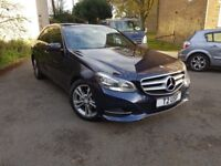 MERCEDES E 220 VERY NICE CLEAN CAR ONE OWNER FULL MERC HISTORY STOP START 30 POUND ROAD TAX HPI CLER