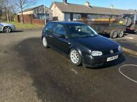 Mk4 golf 130 bhp sunroof model