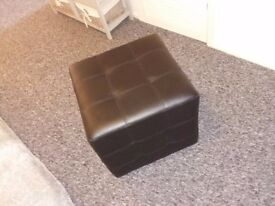 Seat leather cube