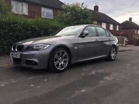 BMW 3 Series (59) 318d M Sport full service history MOT May 2018
