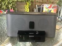 Sony Sony ipod docking STATION ICF-C1iPMK2