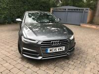 Audi A6 S Line Ultra