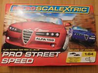 Micro Scalextric Pro Street Speed