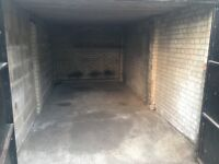 Dry secure Lock up garage for rent 10 mins to London Bridge Station, 6 mins to Borough San.