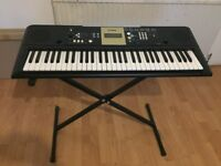 Excellent condition keyboard. Works perfectly. No problems. Yamaha.