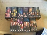 Buffy & Angel VHS box sets FREE