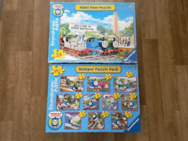 2 Ravensburger Thomas & Friends Puzzles