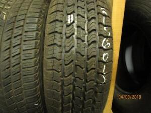 215/60R15 SINGLE ONLY NEW MAXIMUM A/S TIRE