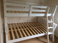 Bunk bed - double and single
