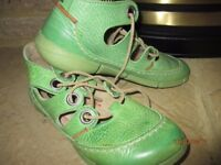 Ecco shoes with laces - size 5/6.