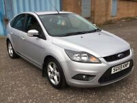 (59) Ford Focus zetec 1.8 tdci, mot - July 2018, full service history ,astra,civic,megane,golf,auris