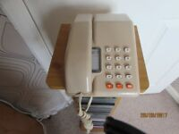 Vintage BT. VISCOUNT TELEPHONE/S.