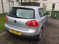 2006 Volkswagen Golf Hatchback MK5 1.6 FSI S 5dr Excellent Condition