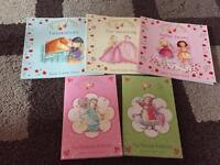 Bundle of princess poppy books