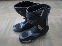 Motorbike Boots (UK size 7)