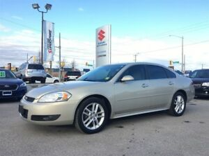 2010 Chevrolet Impala LTZ ~Low Km's  ~Power Seat ~Smooth Ride