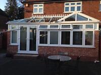 Self clean & Tinted Conservatory Roof