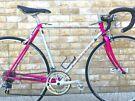 52cm Carrera Kinetic Reynolds 501 racer road race racing bike bicycle