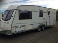 Award Northstar 4/berth twin axle 1999 21ft PX welcome