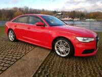 Audi a6 3.0 V6 tdi sline quattro auto top of the range stunning example