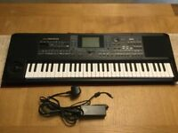 Korg Microarranger 61 mini keyboard with speakers