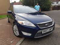 2007 Ford Mondeo 2.0 TDCi Titanium X 5dr Manual @7445775115