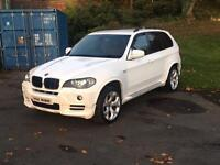 BMW X5 3.0d sport huge speck full loaded one of kind Px welcome Mercedes BMW audi