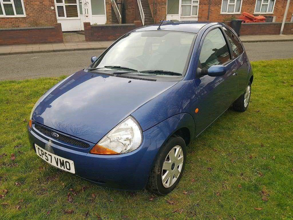 Ford Ka  Any Old Car Px Welcome Excellent Drive Smooth Engine And Gearbox