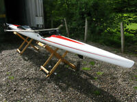 Wintech Explorer 21 Rowing scull.